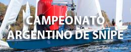 CAMPEONATO ARGENTINO DE SNIPE