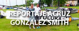 REPORTAJE A CRUZ GONZALEZ SMITH