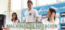 TITULO NACIONAL ARG DE NATACION