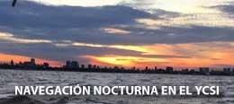 NAVEGACION NOCTURNA EN EL YCSI