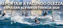 EL FINN QUEDA AFUERA DE FRANCIA 2024