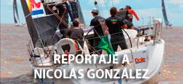 REPORTAJE A NICOLAS GONZALEZ