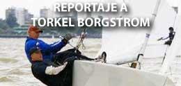 REPORTAJE A TORKEL BORGSTROM