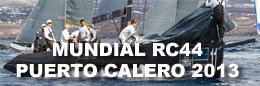 MUNDIAL RC44 PUERTO CALERO